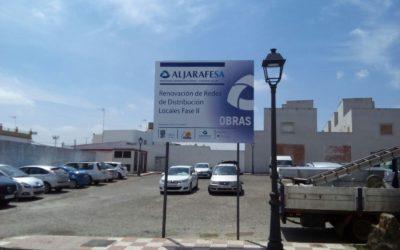 Empresa Mancomunada del Aljarafe, S.A. adjudica obra a Drainsal