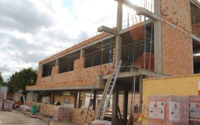 El futuro centro cívico 'Los Silos' de La Rinconada prevé abrir sus puertas en verano de 2020