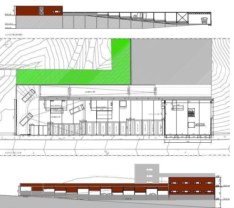 Drainsal adjudicataria, en UTE, de la construcción de centro operativo residuos sólidos en Mijas Costa.