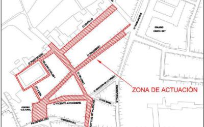 Drainsal fue adjudicataria del Proyecto de Mejora de la  Infraestructura de Abastecimiento en Valencina de la Concepción (Sevilla)